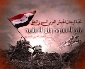 LM - Syria Assad marque des points (2013 04 22) FR