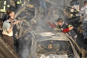 LM terrorisme occidental à Damas (2012 03 18) FR