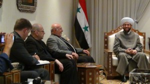 SYRIA COMMITTEES - CP lm a Damas (2013 06 15) ENGL 2