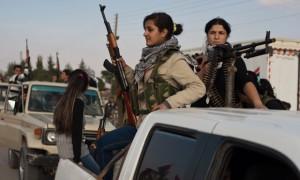 SYRIA COMMITTEES - FSA dirty war in Kurdistan (2013 06 27) ENGL 1