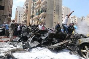 LM - trève ramadan à Homs (2013 07 10) FR 3