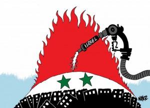 PIH - LM israel ctre la Syrie (2013 07 25) FR