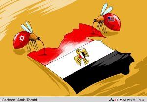 SYRIA - israel et l'egypte (2013 07 17) FR