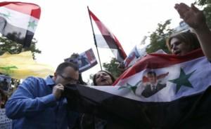LM - FOCUS guerre médiatique en Syrie 2e partie (2013 08 09) FR 3