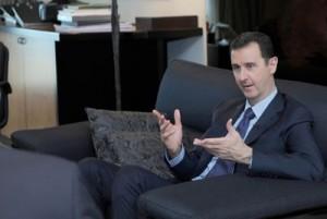 PCN-SPO - Assad interview Izvestia (2013 08 27) ENGL 1