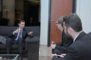 PCN-SPO - Assad interview Izvestia (2013 08 27) FR