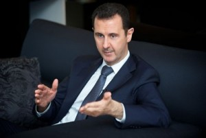 PCN-SPO - SYRIA Assad interview Figaro (2013 09 02) FR