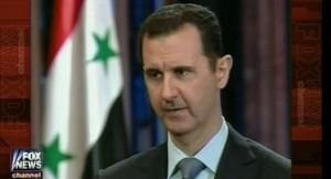 SYRIA - Assad candidat (2014 04 28) FR