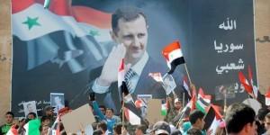 SYRIA - LM assad for president (2014 04 07) FR