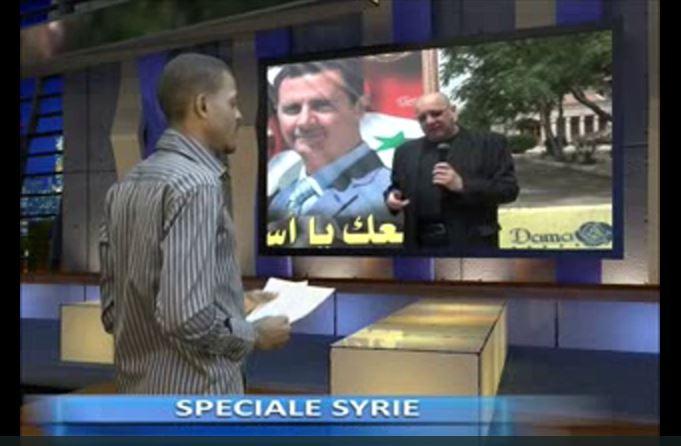 AMTV & PCN-TV - Emission sp+®ciale SYRIA I (2014 06 07) FR 1