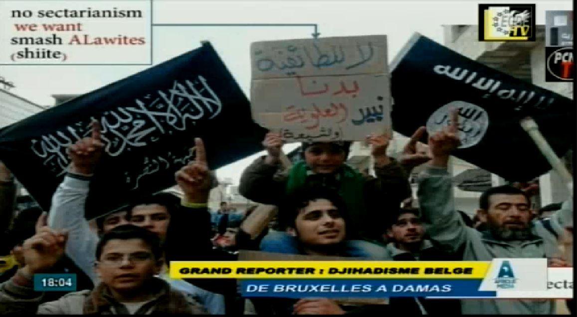 EODE-TV - AMTV GRAND REPORTER.2-1 djihadisme belge (2015 01 21) FR 3