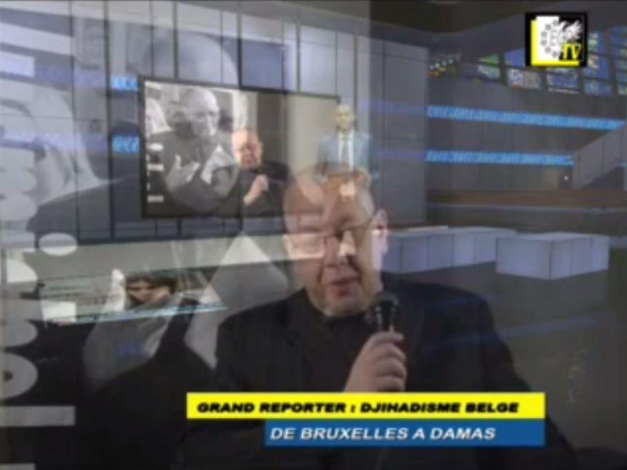 EODE-TV - AMTV GRAND REPORTER.2-2 djihadisme belge (2015 01 21) FR 3