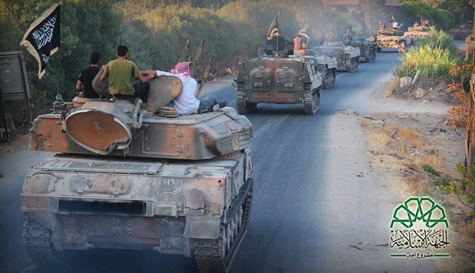 SYRIA - les djihadistes du nato (2015 12 26) FR 3