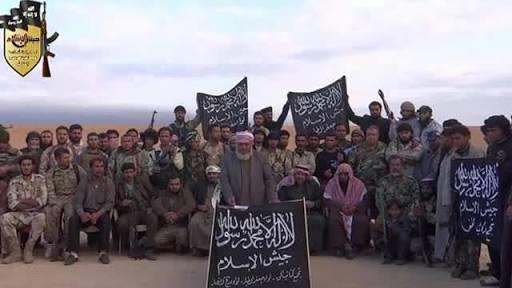 SYRIA - les djihadistes du nato (2015 12 26) FR 4