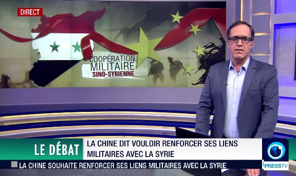 Chine-russie.Press-TV