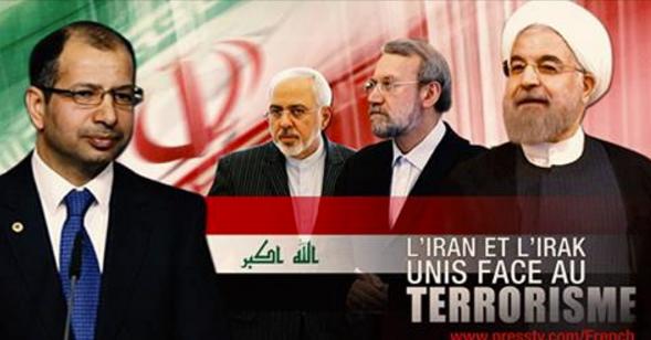 LUC MICHEL AUSSI SUR PRESS TV  IRAN