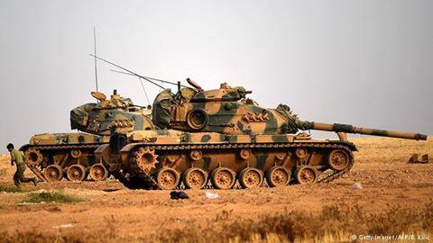 SYRIA - Erdogan joue et gagne (2016 08 24) FR