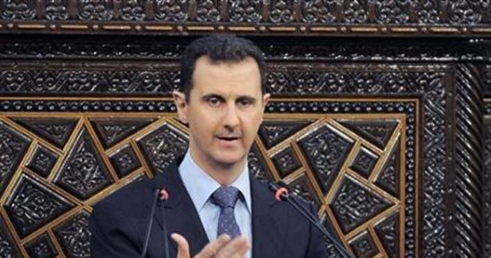 Basha Al-Assad.