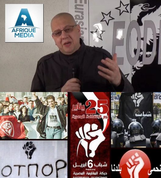 LM SUR AMTV - DEBAT bilan du printemps arabe (2017 03 19)