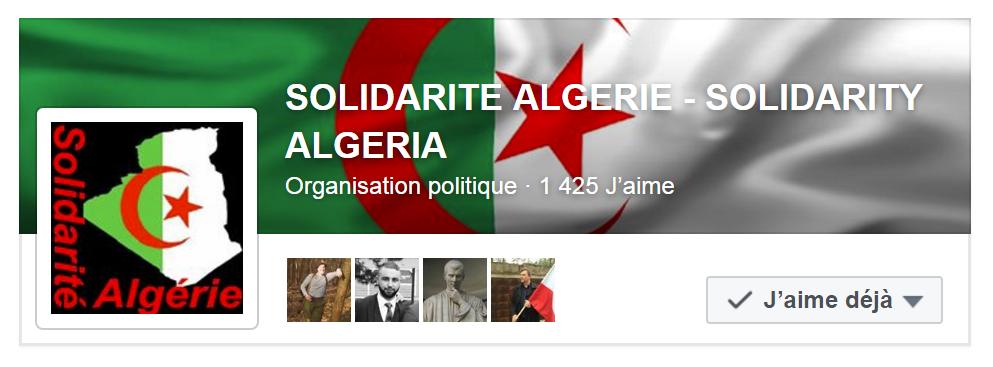 solidarite algerie