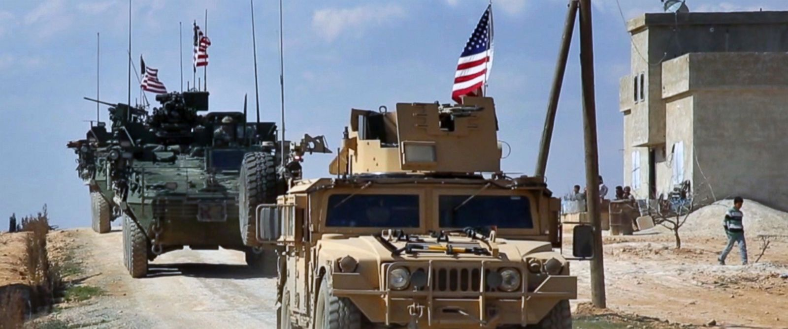 us army in syria