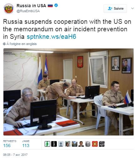 Russia-USA-Syria