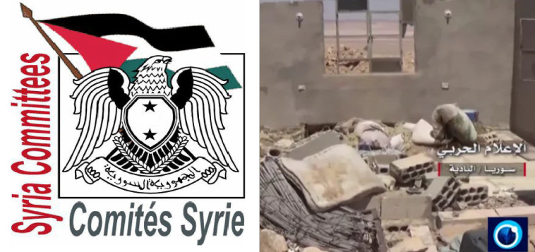 SYRIA-TV - Sokhnia libérée (2017 08 07) FR (1)