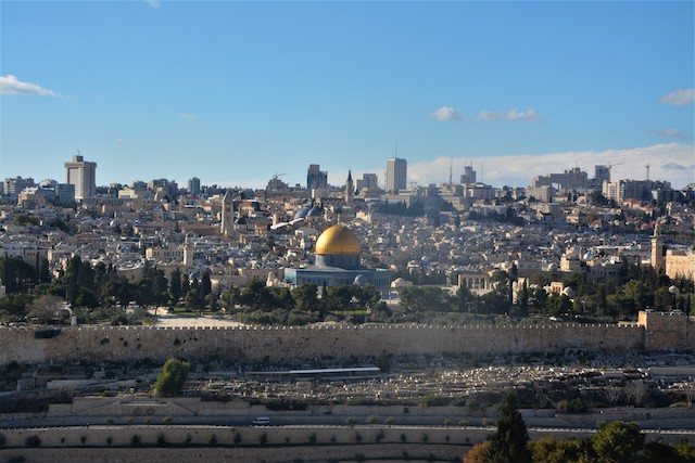 LM.GEOPOL - Geopol de  jerusalem I  (2017 12 11) FR 1