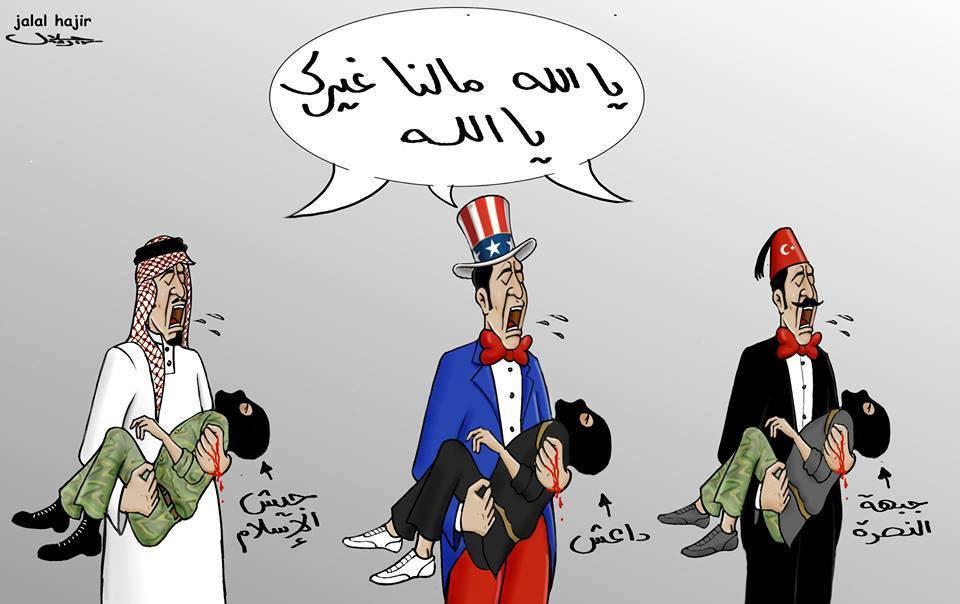 luc michel imperialisme