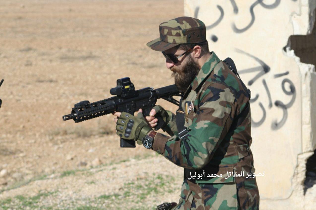 corridor Liwa al Quds sinjar 4