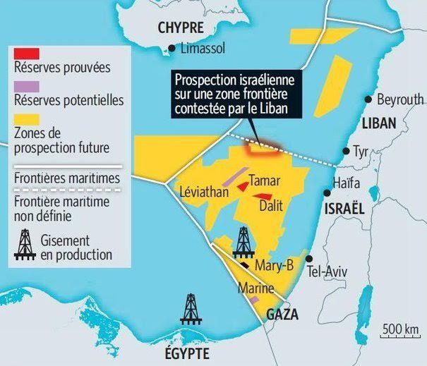 LM.GEOPOL - Ou va israel II liban   (2018 02 24) FR 2