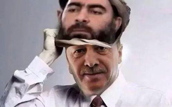 LM.GEOPOL - Syrie les masquent  tombent I turquie (2018 02 12) FR 1
