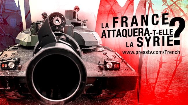france syrie attaque