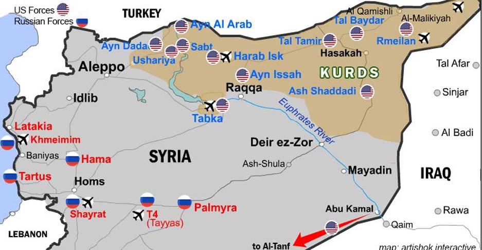 ART.COMPL.GEOPOL - Syrie cartes    pentagone (2018 04 14) FR (2)