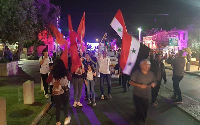 SYRIA - Haifa pour assad (2018 04    17) FR (2)