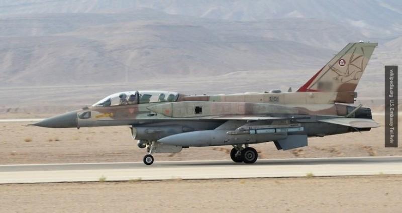 X - F16 israeli
