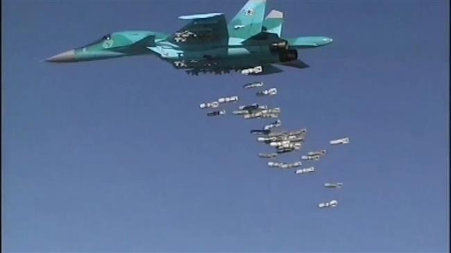 riposte russie terrorisme armes chimiques
