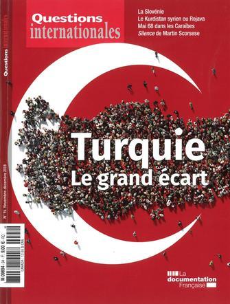 Turquie Le grand écart