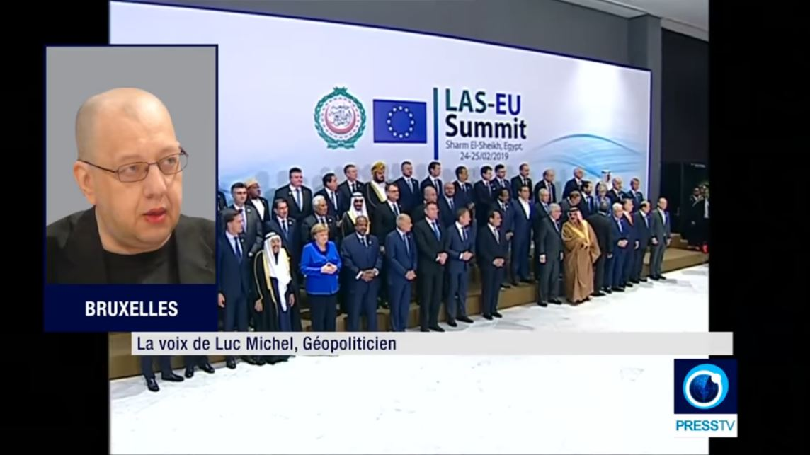 VIDEO.FLASH.GEOPOL - Conférence de charm el-cheikh - presstv (2019 03 07) FR (1)