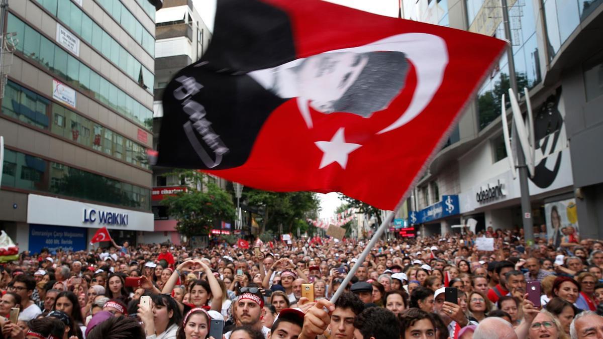 EODE - ELEC turquie elections locales VI (2019 06 25) FR 1
