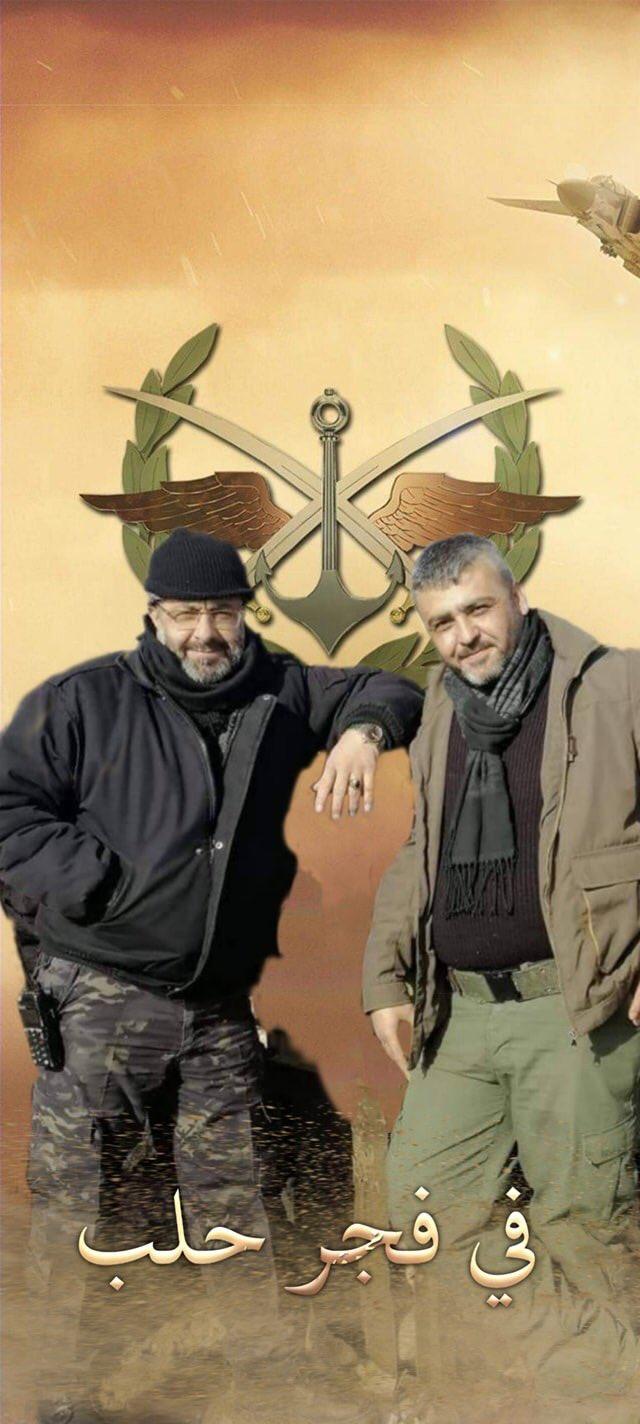 Brigadier General Maher Hafez al-Assad
