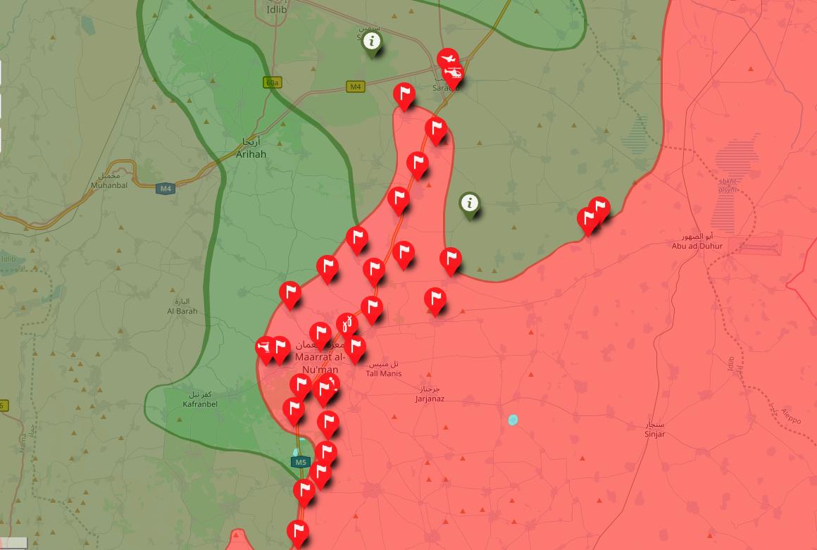 01 - CS - Carte Idlib 30 01 2020